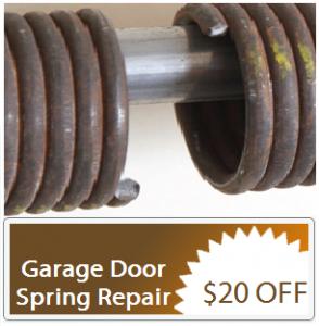 minneapolis garage door repair service